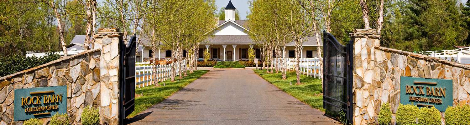 Rock Barn Equestrian Center