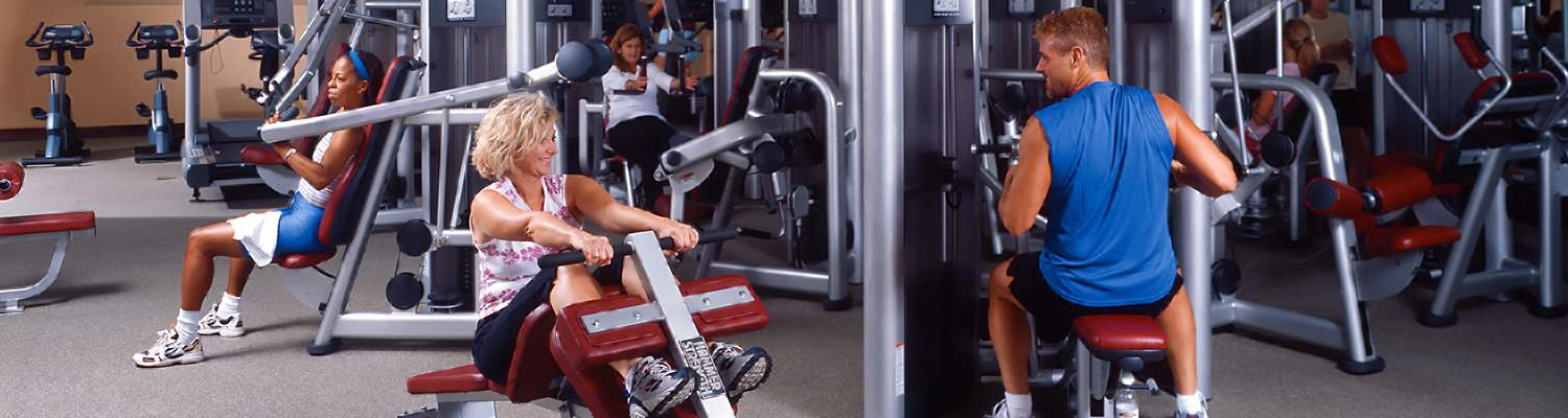 Rock Barn Fitness Center